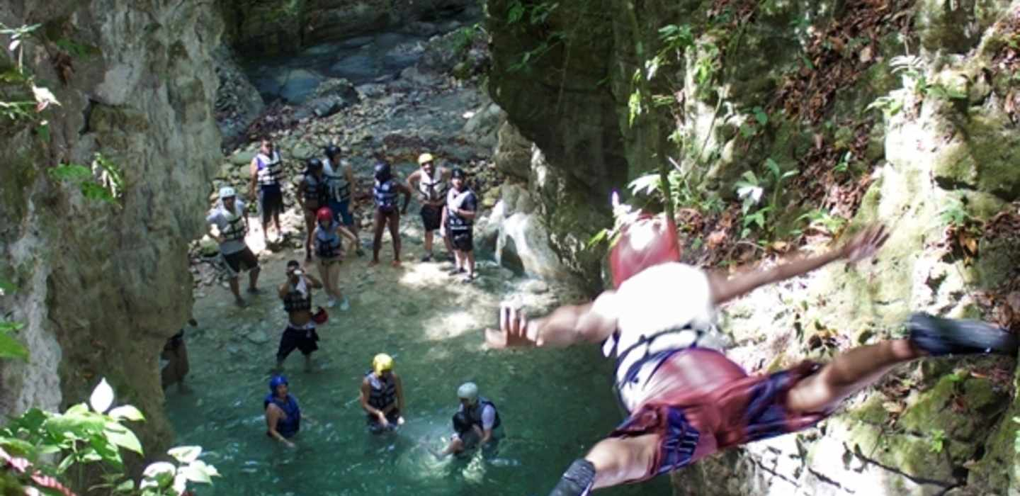 Book Writing Retreat Waterfall Adventure – Puerto Plata, Dominican Republic