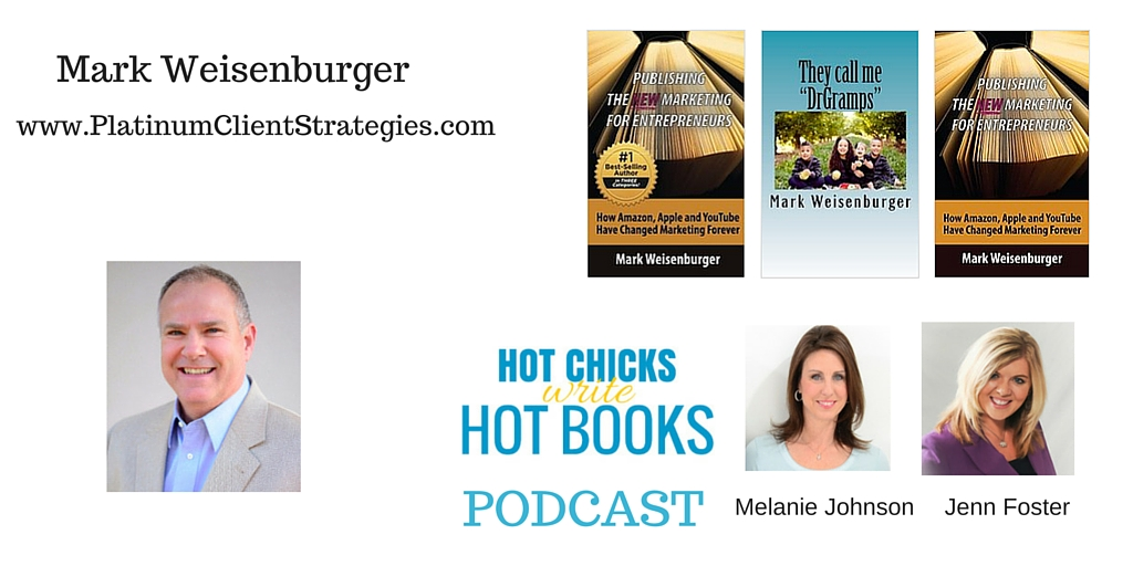 Podcast Interview with Mark Weisenburger Best Selling Author