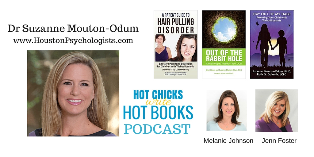 Podcast Interview with Suzanne Mouton-Odum Ph.D. – Hair Pulling Disorder