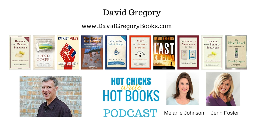 Podcast Interview with David Gregory – Best Selling Author