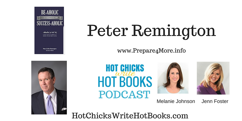 Peter Remington, Jenn Foster, Melanie Johnson