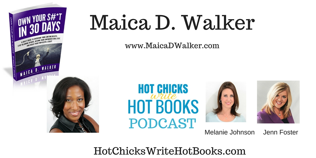 Author Maica D Walker Interview – Daily Inspirational Insights
