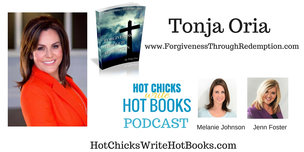 Author Tonja Oria Interview – Forgiveness Through Redemption