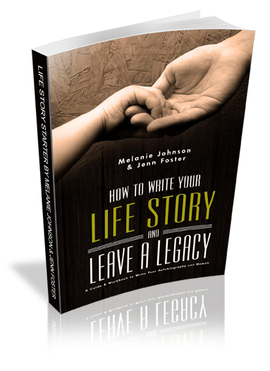 New Book Release – Life Story Starter