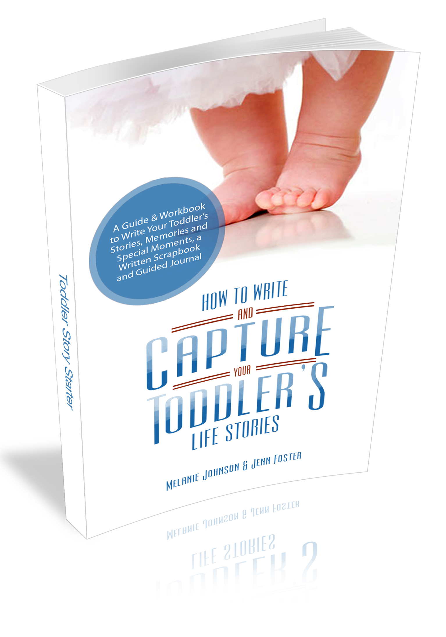 New Story Starter – Capture Your Toddler's Memories & Words