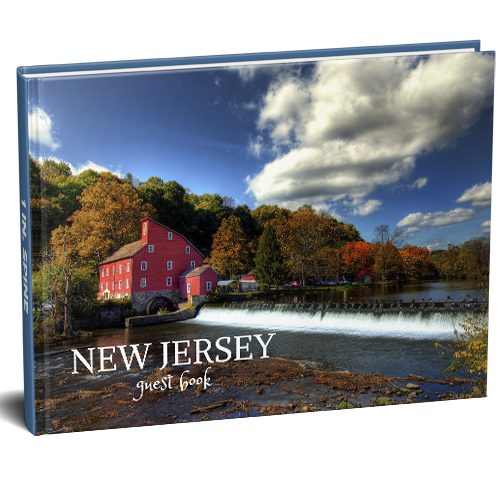 #3 New Jersey Guest Book