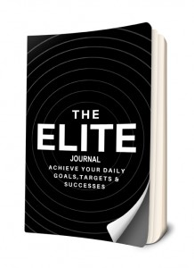 elite journal - daily blank journal