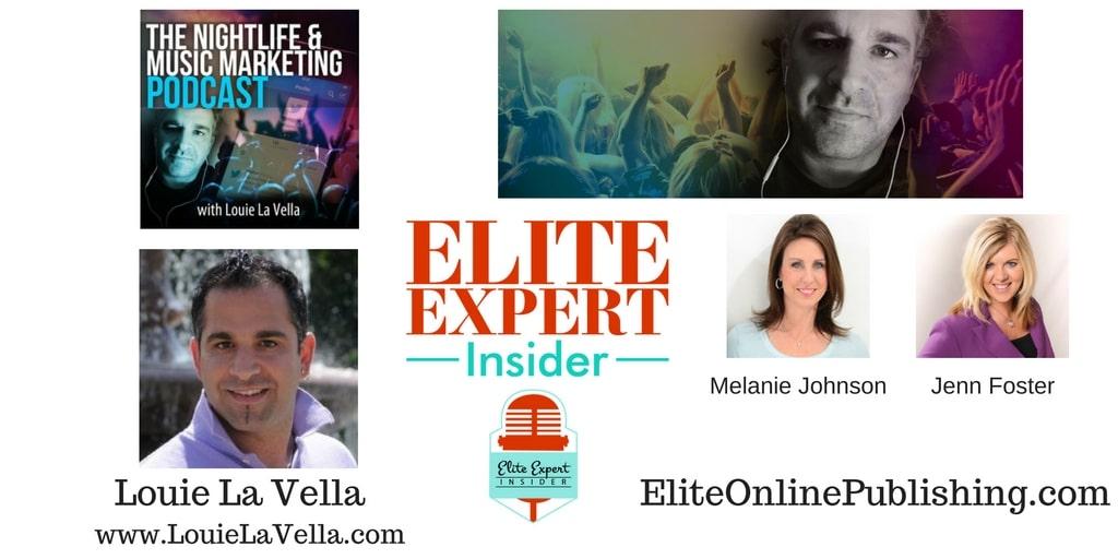Music & Entertainment Marketing & Branding Expert Louie La Vella