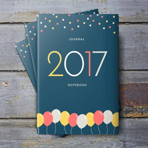 2017 Journal Notebook