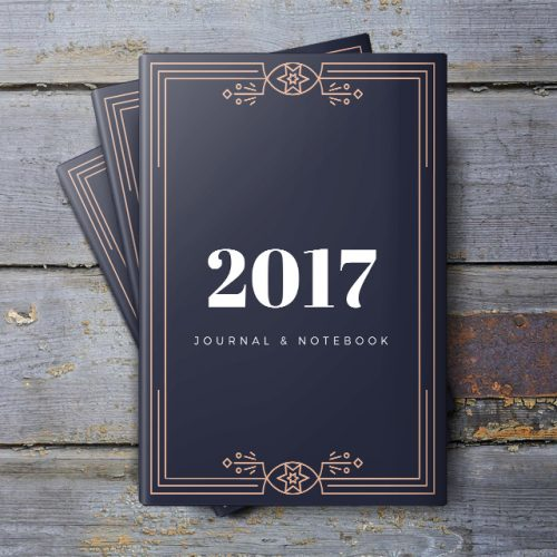 2017 Journal & Notebook