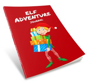 Elf Journal - Elf on the Shelf Journal Sketchbook