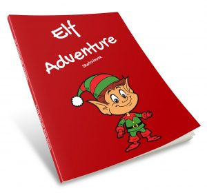 Elf on the Shelf Journal