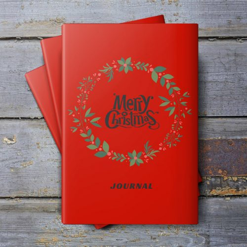 Merry Christmas Journal