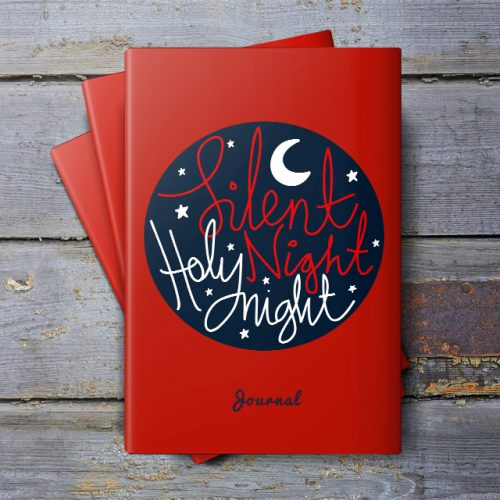Silent Night Holy Night Journal