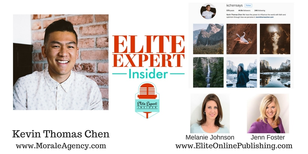 How to Grow Your Followers to over 40,000 – Kevin Thomas Chen