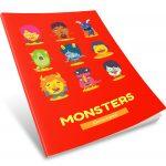 Red Monster Sketchbook