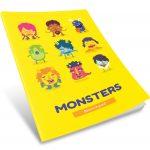Yellow Monster Sketchbook