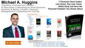 no 1 best-seller michael huggins