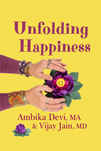 unfolding happiness book