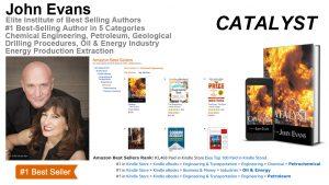 John Evans Best Selling Author