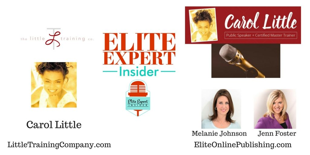 Carol Little Elite Expert Insider