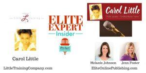 Carol Little Elite Expert Insider