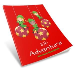 elf journal notebook