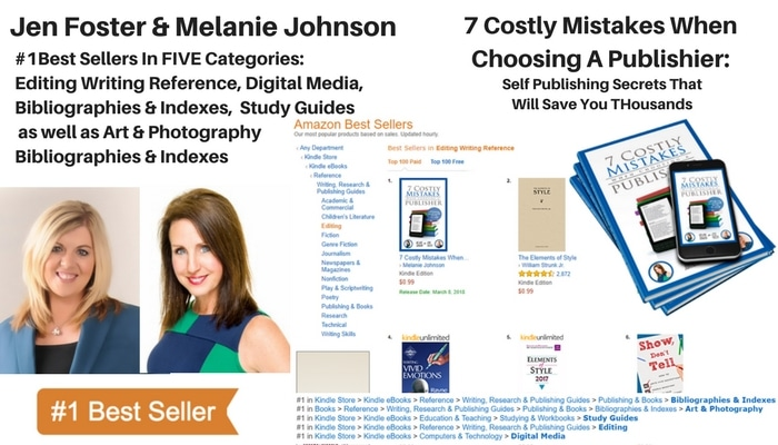 Self Publishing Secrets That Will Save You Thousands