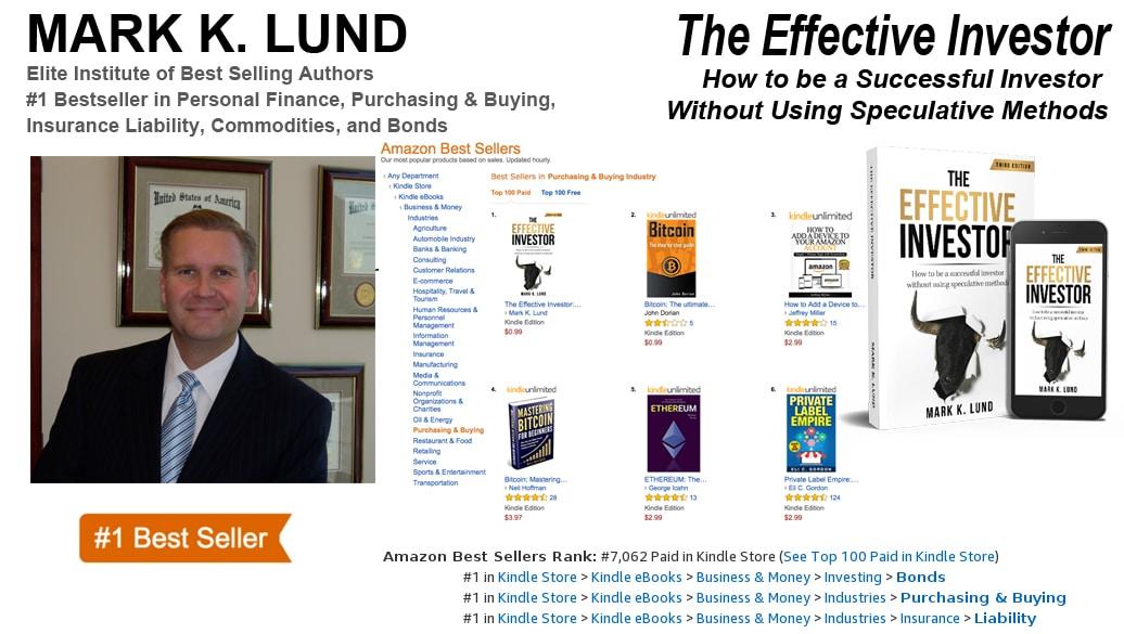 The Effective Investor | Mark Lund | #1 Best-Seller!