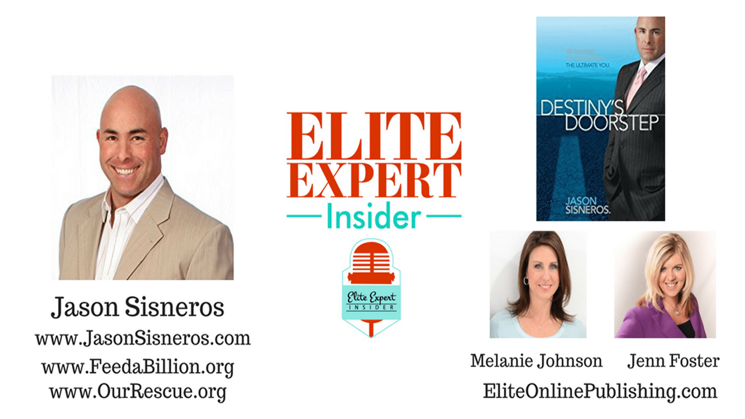 Positive Programming in Business and Life's Work – Jason Sisneros