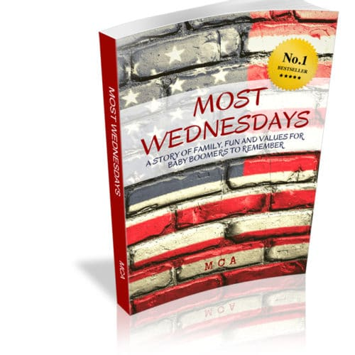 Most Wednesdays: A Story of Family, Fun and Values for Baby Boomers to Remember