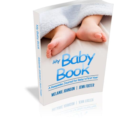 My Baby Book: A Keepsake Journal for Baby's First Year (It's a Boy!)