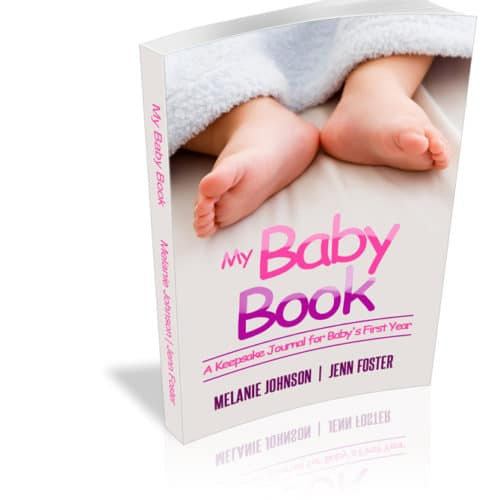 My Baby Book: A Keepsake Journal for Baby's First Year (It's a Girl!)