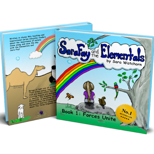 Sara Fay and the Elementals: Book 1