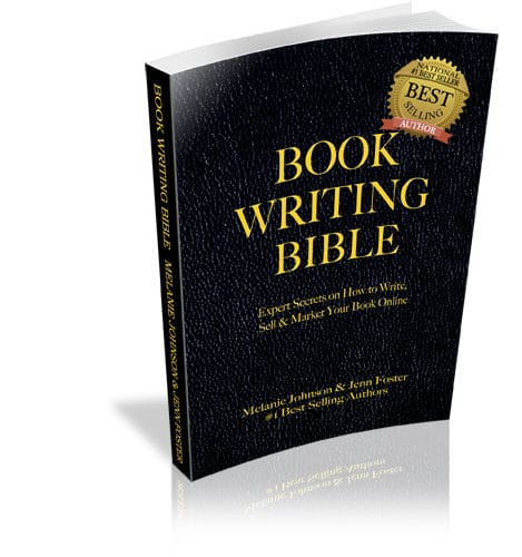 Book Writing Bible