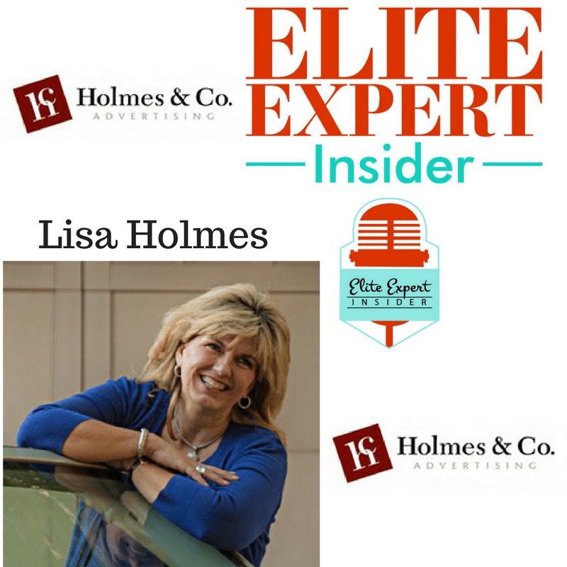 Top Women Owned Business – Lisa Holmes