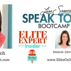Speak to Sell with Lisa Sasevich