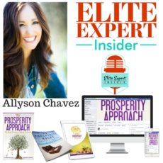 Create Prosperity with Allyson Chavez
