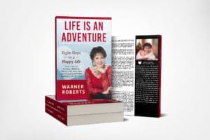 Warner Roberts - life is an adventure