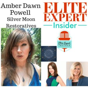 Amber Dawn Powell- Silver Moon Restoratives