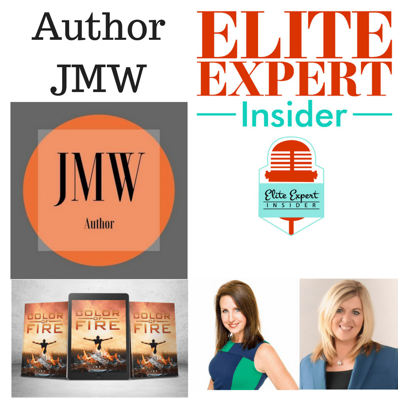 Color of Fire – Thriller Novel | Interview with the Author JMW