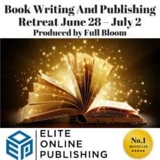 Write Your Bestseller at This Book Writing & Publishing Retreat