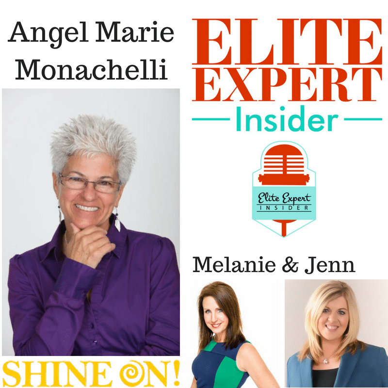 Increase Positivity and Joy to Alleviate Pain with Angel Marie Monachelli