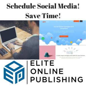 Schedule Social Media