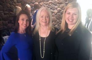 Sharon Lechter, Jenn and Melanie