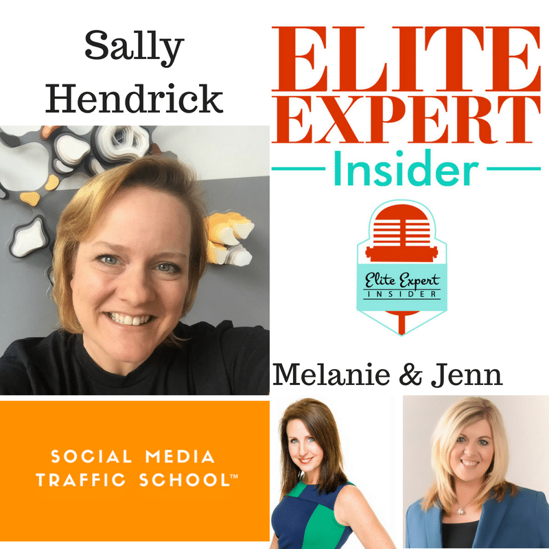 Turn Facebook into Your ATM with Sally Hendrick