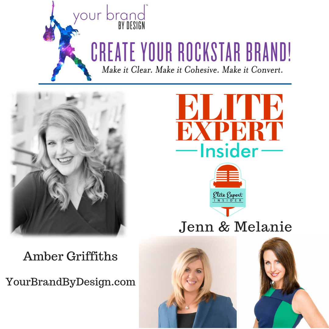 Create Your Rockstar Brand with Amber Griffiths