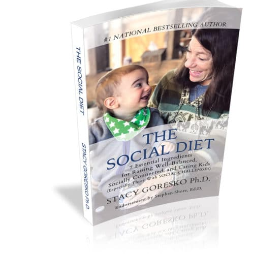 The Social Diet: The 7 Essential Ingredients for Raising Socially Connected, Well-Balanced and Caring Kids (Especially Those with Social Learning Challenges)