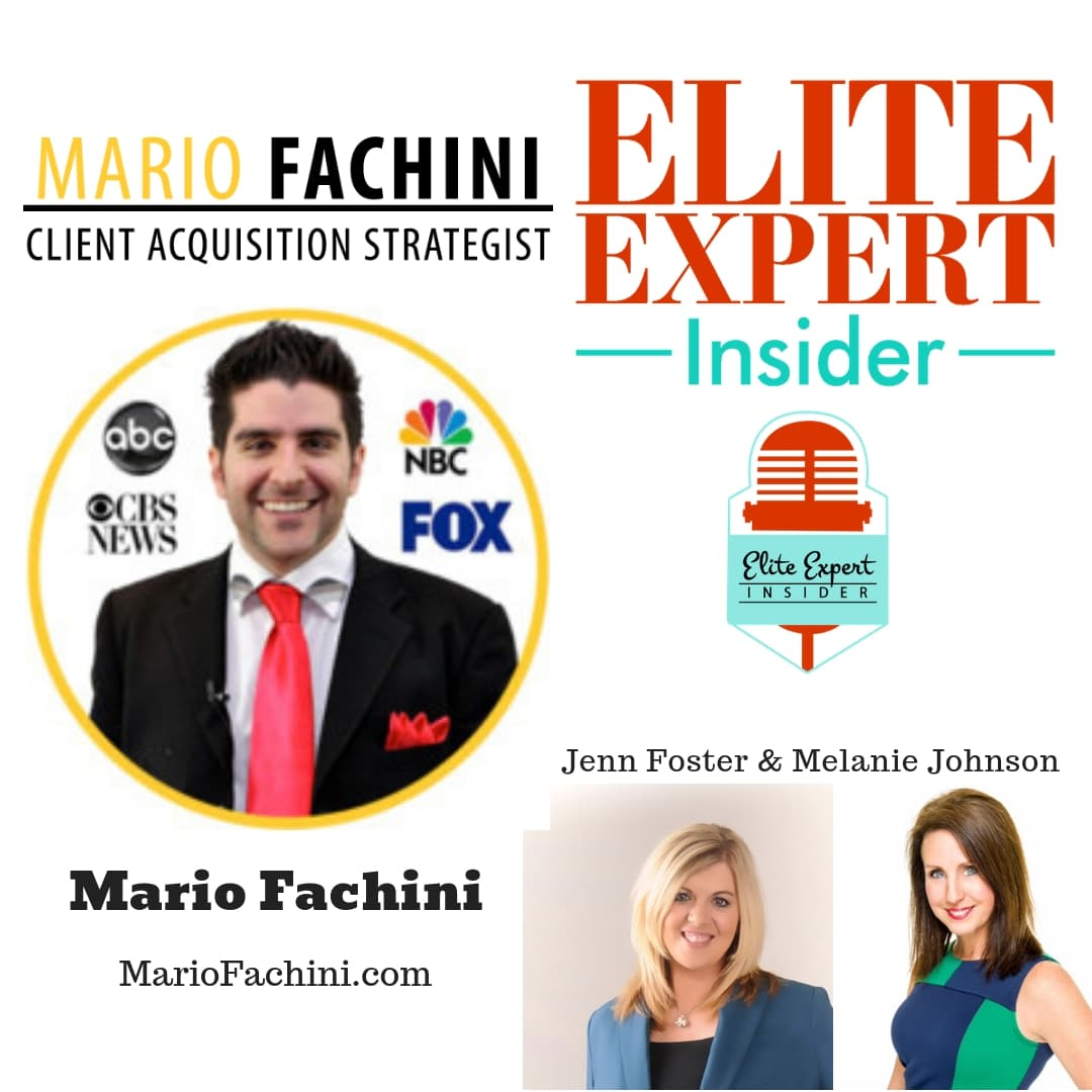 How to Get More Clients with Mario Fachini