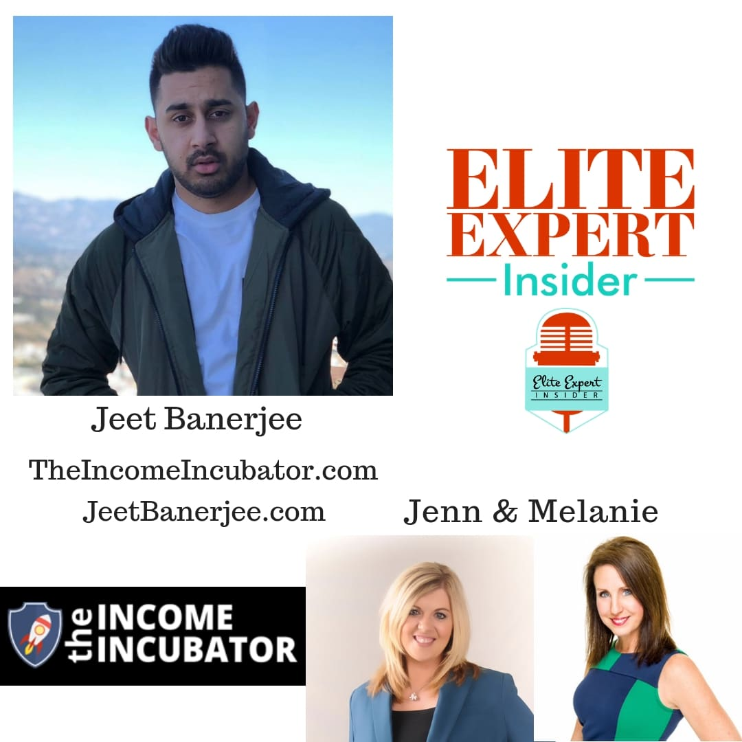 Turning Your Hobbies Into Income With Jeet Banerjee